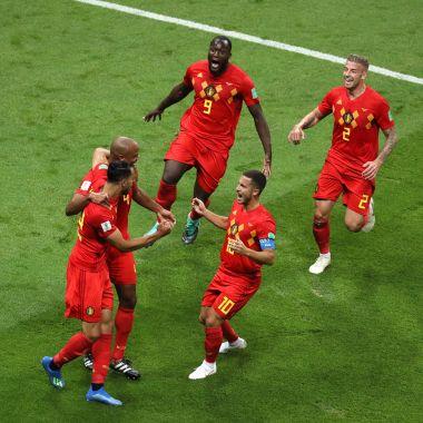 Bélgica Brasil Mundial Resultado Los Pleyers