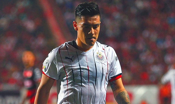 Chivas, Michael Pérez, Pelea, Liga Mx