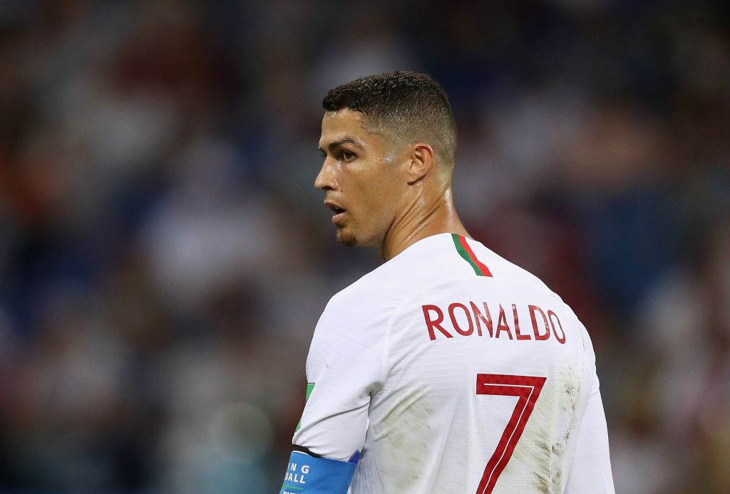 Cristiano Ronaldo, Hacienda, España, Prisión