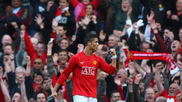 Cristiano Ronaldo Manchester United Juventus Oferta Real Madrid