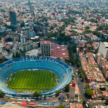 El Estadio Azul seguirá activo dos años más