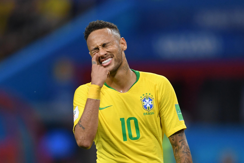 Cruz Roja Jalisco Neymar Imagen Mundial Rusia 2018