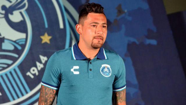 Mexicano Debuta Gol Liga Guatemala Carreño