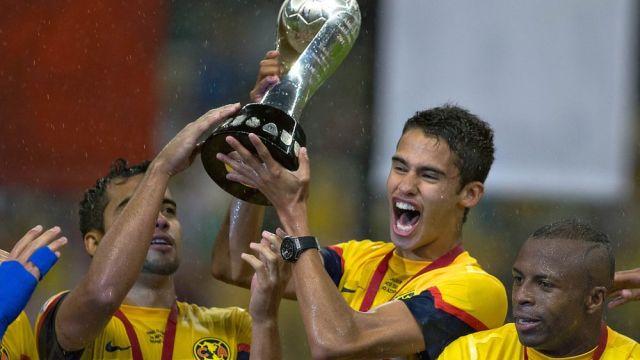 Diego Reyes Regresa América Porto Los Pleyers