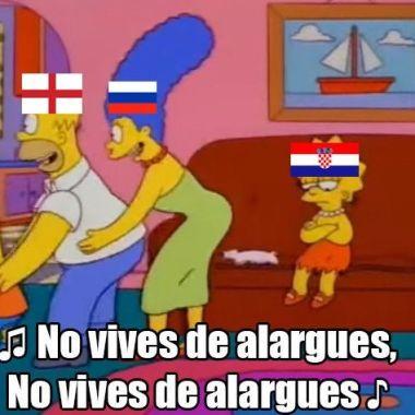 Francia ganó la Copa del Mundo y también los memes