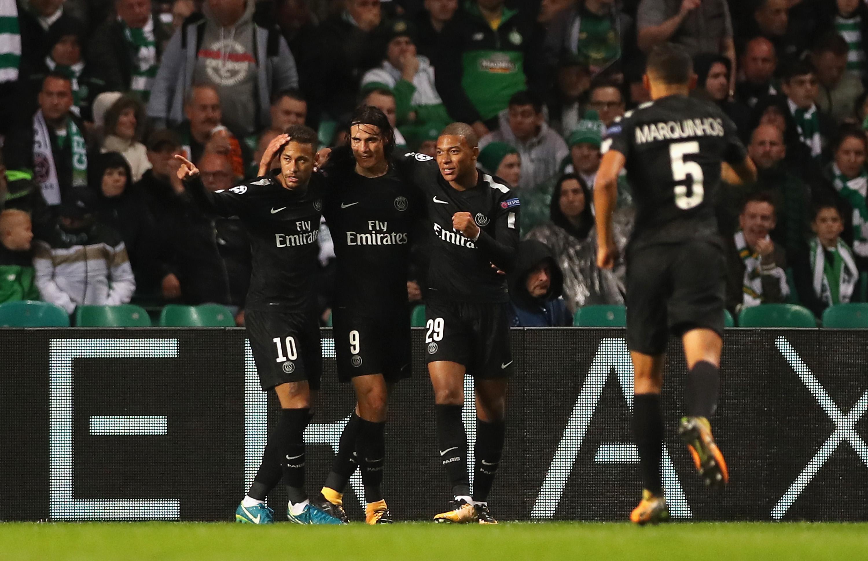 Edinson Cavani, Cristiano Ronaldo, Real Madrid, PSG