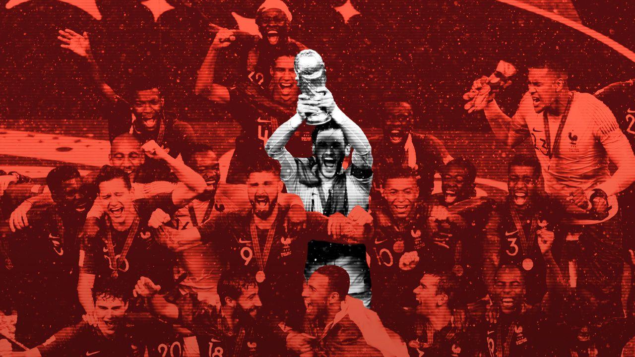 Francia Croacia Final Mundial Rusia 2018 Goles