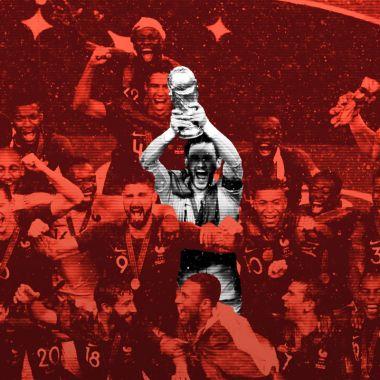Larga vida al Rey: ¡Francia es Campeón del Mundo!