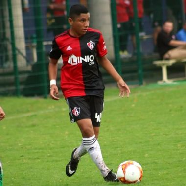 Juvenil mexicano jugará con el Bayern Munich
