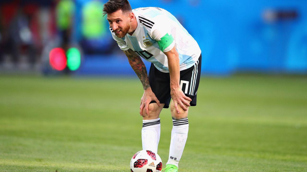 Hombre Pide Divorcio Discutir por Messi