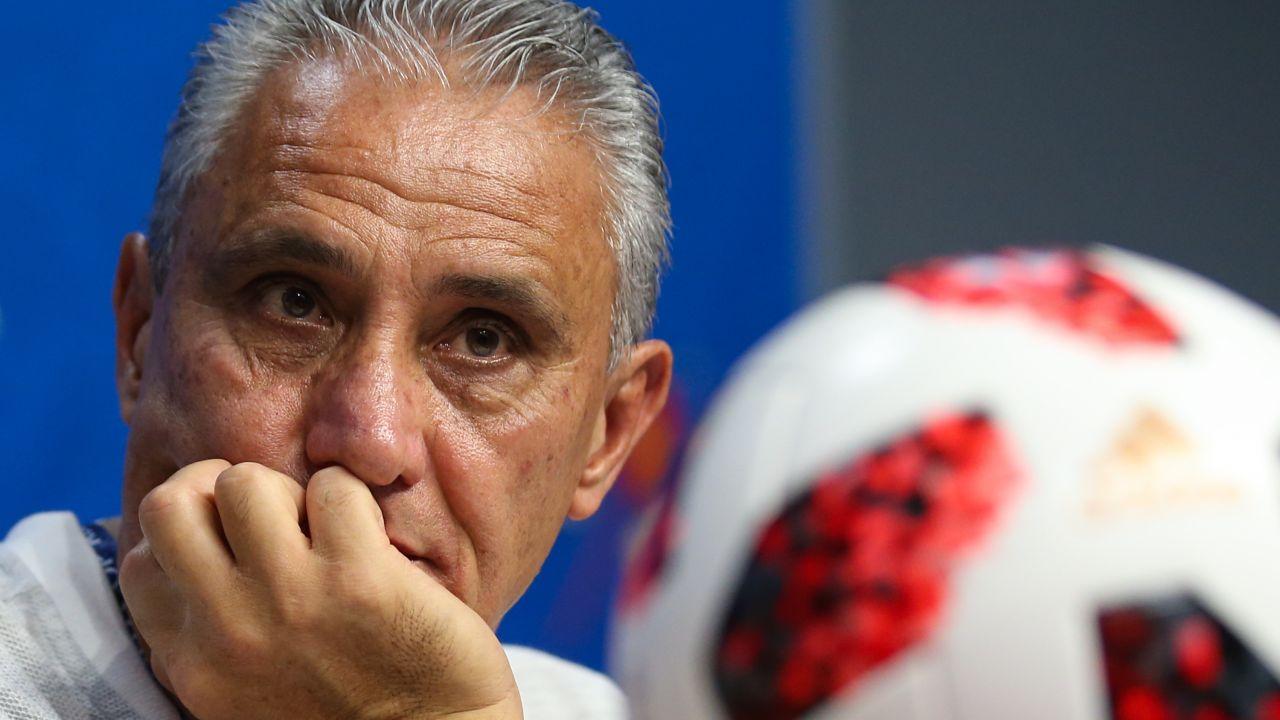 FIFA Irrespetuoso Periodistas Brasileños Tite