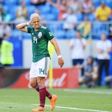 Chicharito entre los futbolistas menos productivos de la Selección Mexicana