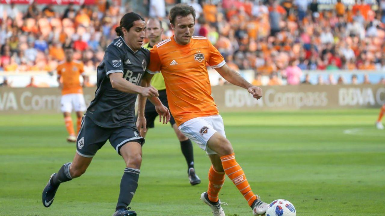 Efraín Juárez MLS Récord Futbolista Pases