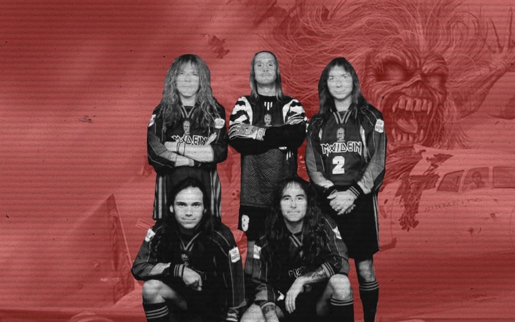 Iron Maiden, Futbol, West Ham, Steve Harris
