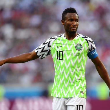 Jon Obi Mikel, Nigeria, Secuestro, Mundial