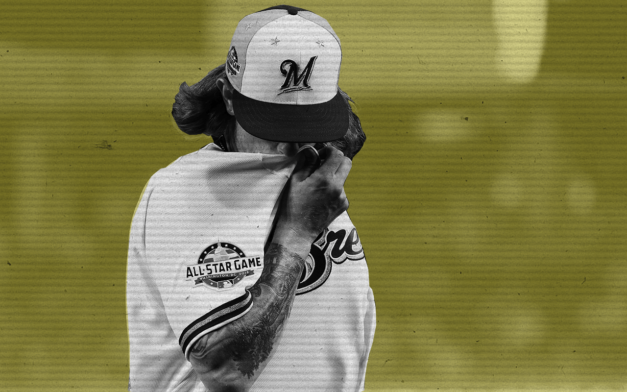 Josh Hader Brewers Milwaukee Racista Pitcher Twitter Homofobico Misogino