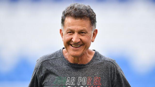 Juan Carlos Osorio Técnico Selección Colombia