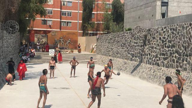 Juego Pelota, Cancha, Ciudad de México, Azcapotzalco Juego Pelota, Cancha, Ciudad de México, Azcapotzalco