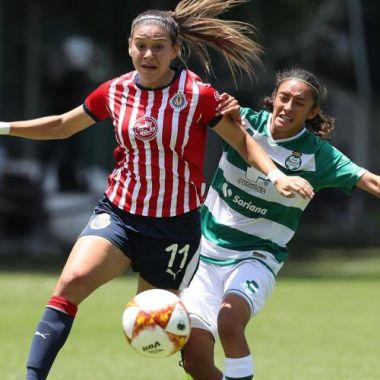 Liga MX Femenil, Apertura 2018, Chivas, Jornada