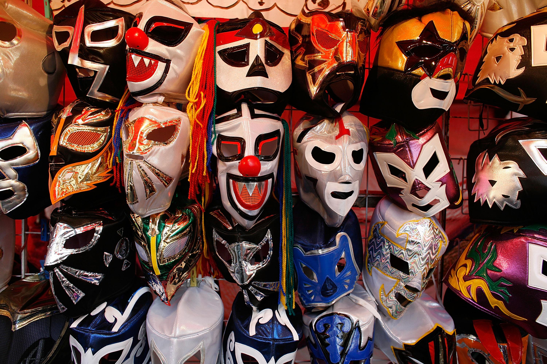 Lucha Libre, Patrimonio Cultural, Ciudad de México, CDMX