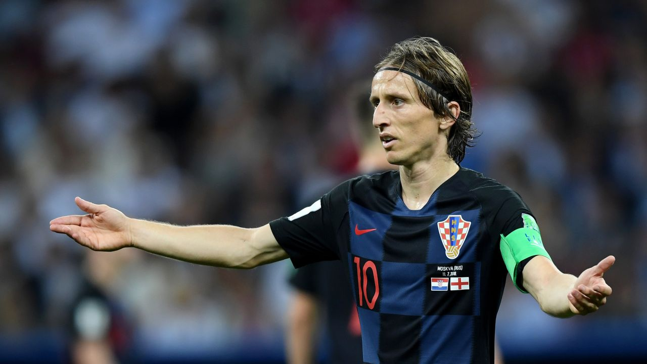Luka Modric Inter de Milán Real Madrid Fichaje Pleyers