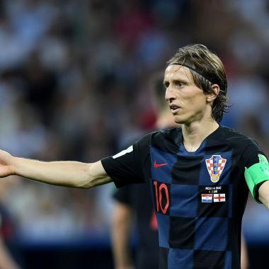 Luka Modric Inter de Milán Real Madrid Fichaje Pleyers