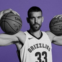 Marc Gasol, Open Arms, Rescate, NBA
