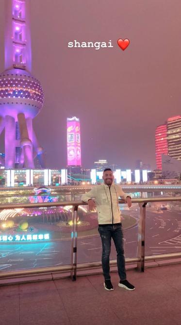 Marco Fabián, China, Shanghai, Eintracht Frankfurt