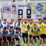 México Campeón Deportivo Mago Neymar Jr's Five Pleyers