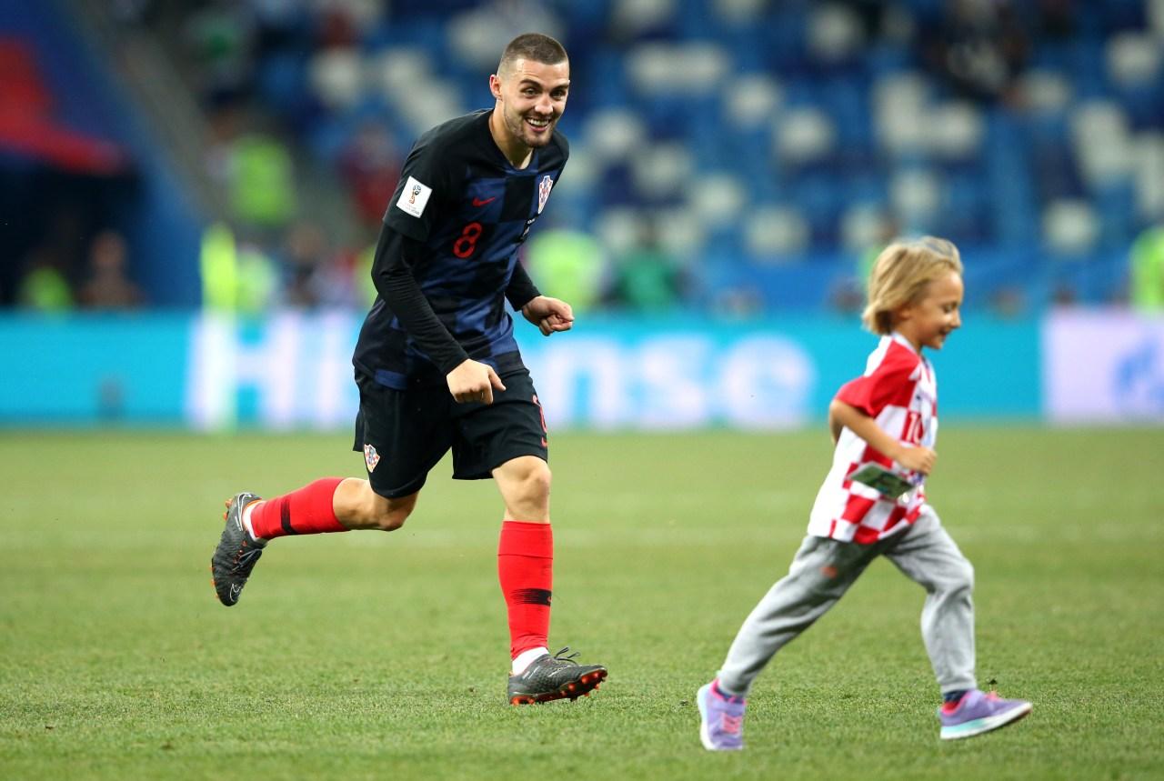 México Derrotó Croacia Brasil 2014 Final Rusia 2018