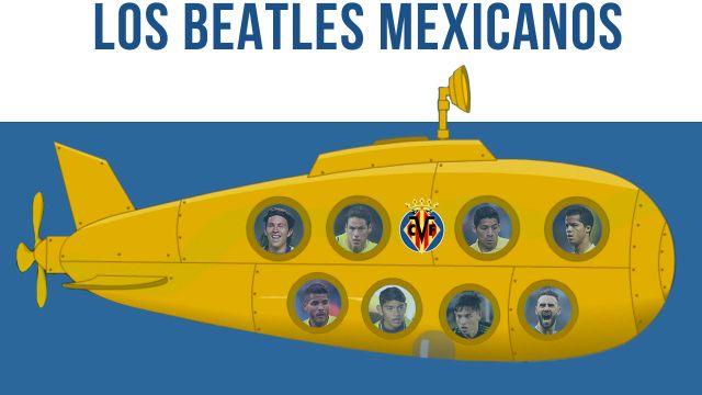 Miguel Layún, Villareal, Mexicanos, Submarino Amarillo
