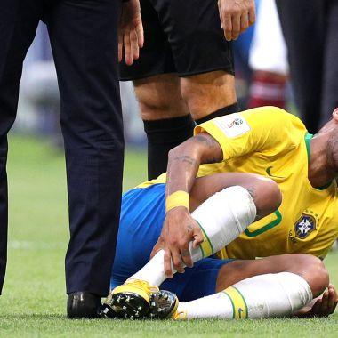 Neymar Brasil Mundial Rusia 2018 Los Pleyers