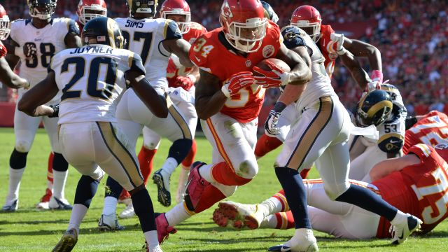 Precio Boletos NFL México Kansas City Chiefs Los Angeles Rams