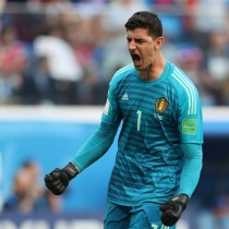 Real Madrid Courtois Portero Europa Pleyers