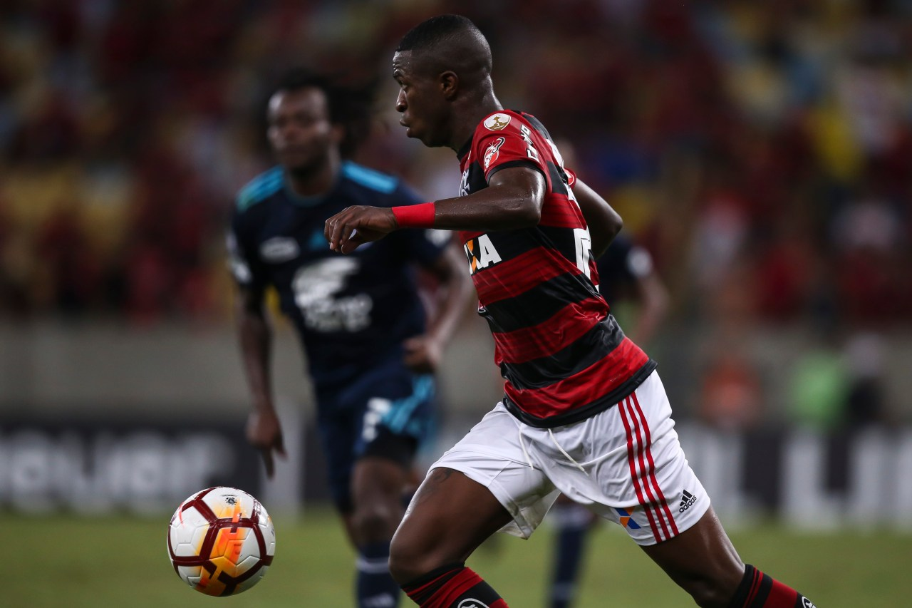 Vinicius Júnior, Real Madrid, Flamengo, Brasil