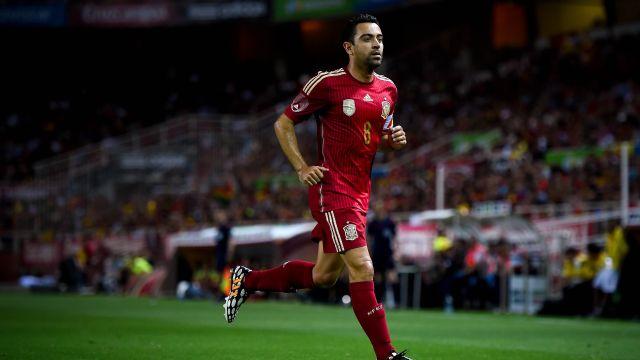 Xavi Hernandez, España, Entrenador, La Roja