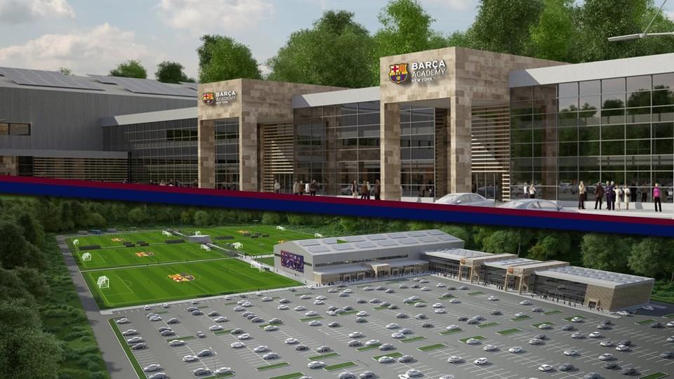Barcelona abre una de sus escuelas en México b819012cabc