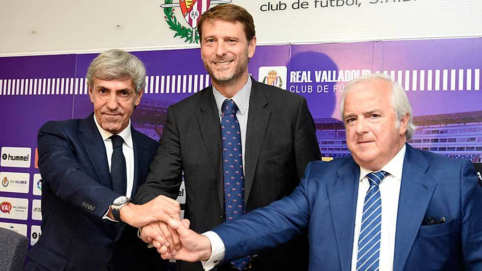Ronaldo Nazario será el máximo accionista del Valladolid — SER