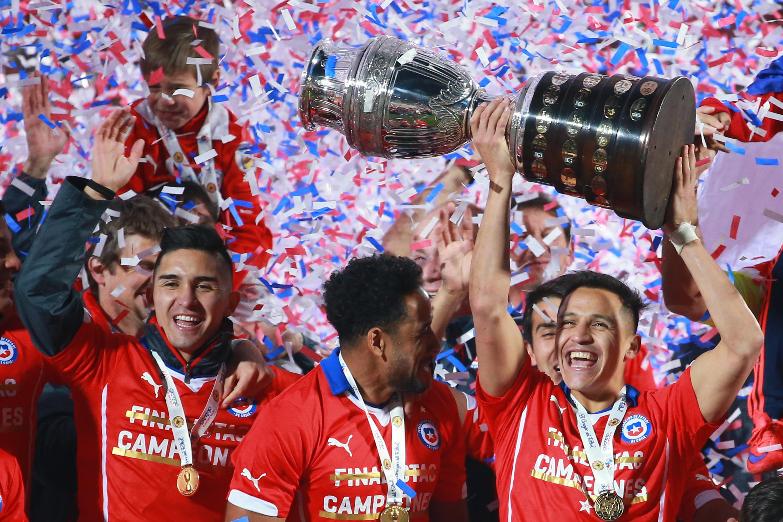 Chile Copa América Los Pleyers
