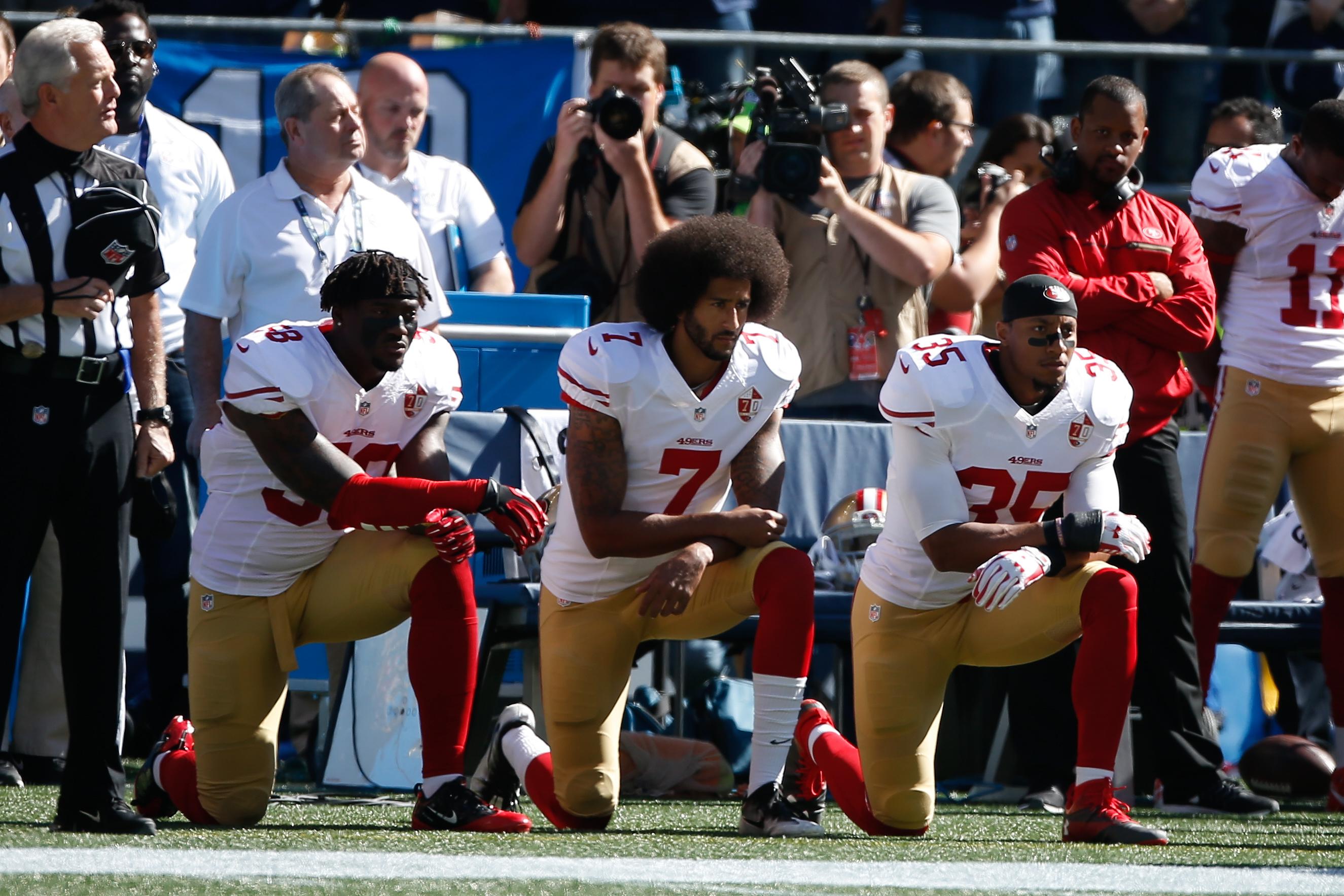 Colin Kaepernick, John Elway, Broncos Denver, San Francisco