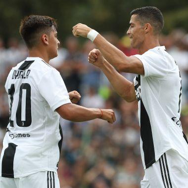 Cristiano Ronaldo, Gol, Juventus, Video