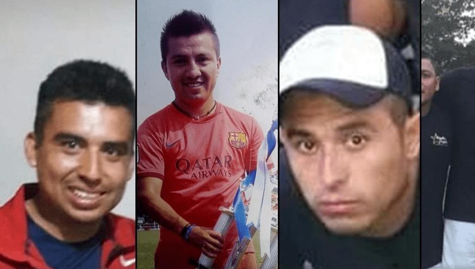Aparecen vivos jóvenes futbolistas secuestrados el fin de semana en Tierra Blanca