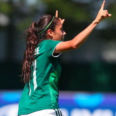 México vence a Brasil en el Mundial Femenil Sub-20 [Goles]