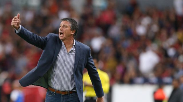 Robert Siboldi Renuncia Santos Problema Jugador
