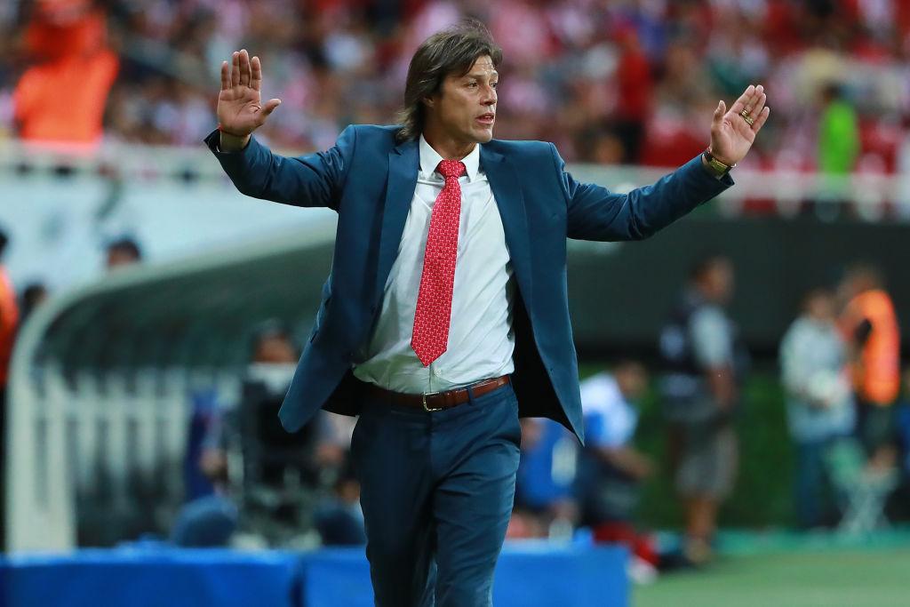 Selección de Costa Rica desmiente reunión con Matías Almeyda
