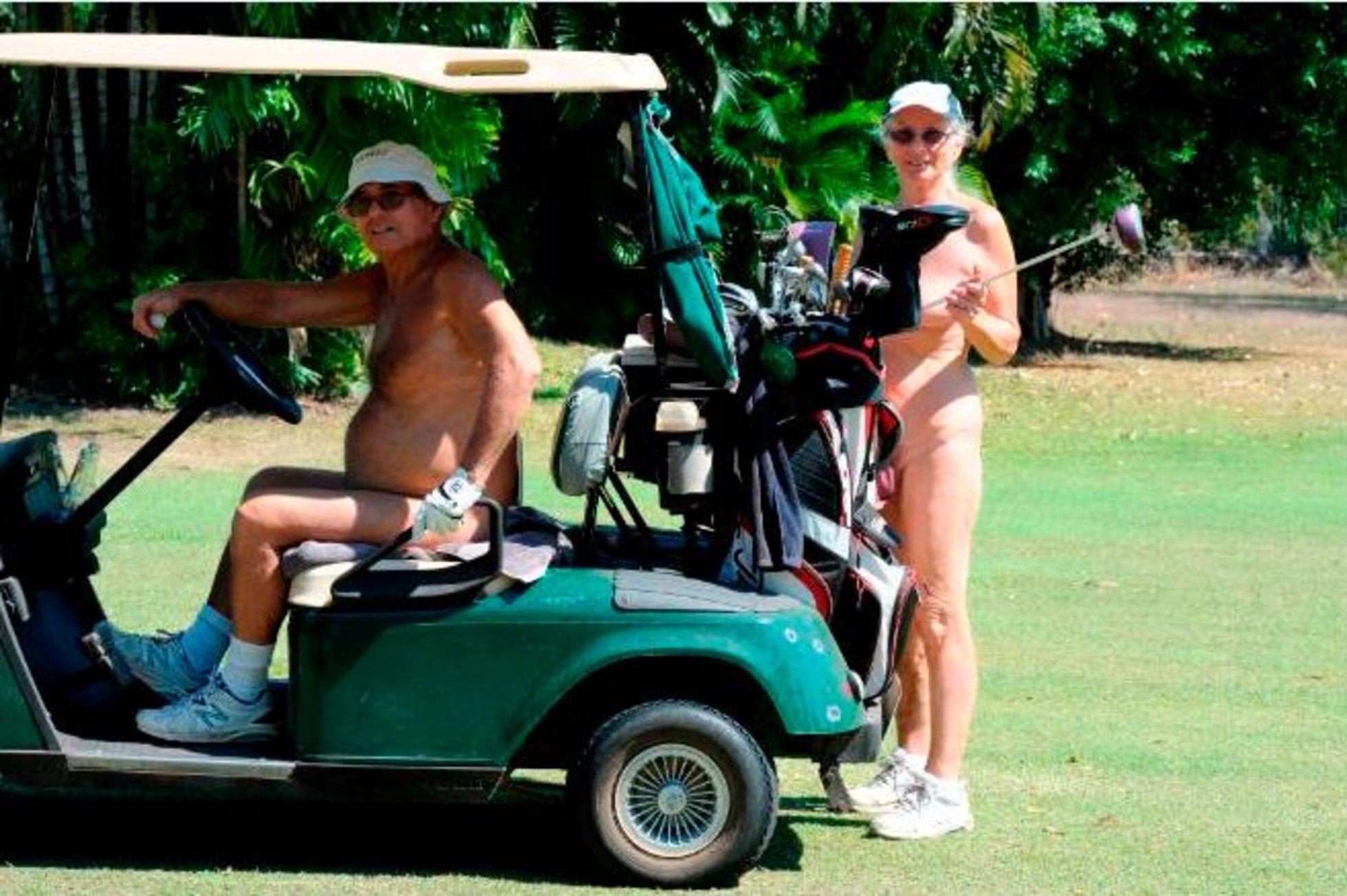 Golf Desnudos Los Pleyers