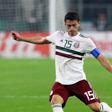 Héctor Moreno Chicago Fire MLS Real Sociedad