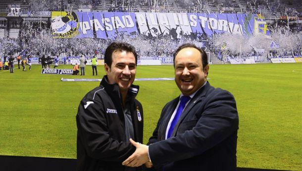 Joaquín del Olmos Real Oviedo Los Pleyers