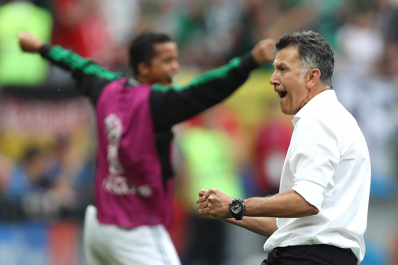 Juan Carlos Osorio, DT, Colombia, José Pékerman