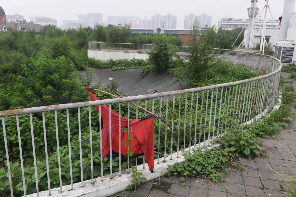 Juegos Olímpicos, Beijing 2008, Ruinas, Estadios